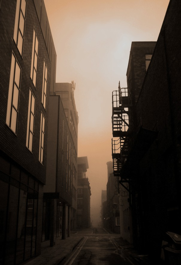 EDIT Street Fog