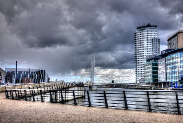 Media City Bridge