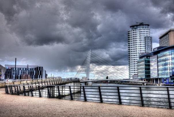Media City Bridge