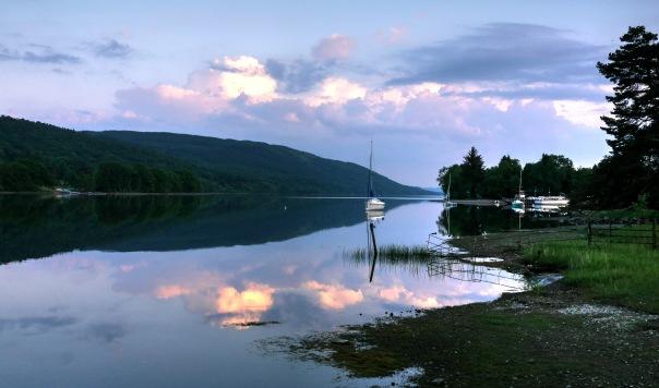 A Coniston Lake